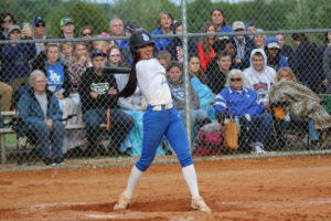LA Softball Falls to Marion County 10 - 0 5-13-19 by Gracie-54