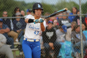 LA Softball Falls to Marion County 10 - 0 5-13-19 by Gracie-55