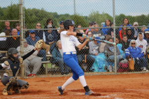 LA Softball Falls to Marion County 10 - 0 5-13-19 by Gracie-56