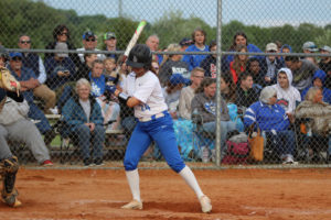 LA Softball Falls to Marion County 10 - 0 5-13-19 by Gracie-57