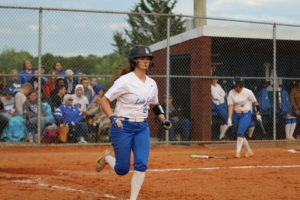 LA Softball Falls to Marion County 10 - 0 5-13-19 by Gracie-58