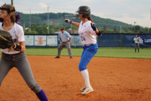LA Softball Falls to Marion County 10 - 0 5-13-19 by Gracie-59