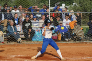LA Softball Falls to Marion County 10 - 0 5-13-19 by Gracie-7