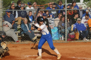LA Softball Falls to Marion County 10 - 0 5-13-19 by Gracie-8