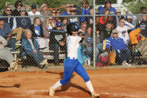 LA Softball Falls to Marion County 10 - 0 5-13-19 by Gracie-9