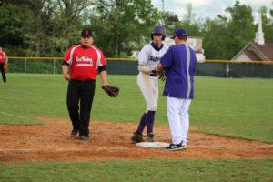 MHS Baseball in a Landslide Over RBS 17 - 0 5-3-19 by David-14