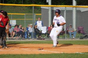 MHS Baseball in a Landslide Over RBS 17 - 0 5-3-19 by David-17