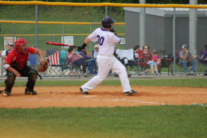 MHS Baseball in a Landslide Over RBS 17 - 0 5-3-19 by David-23