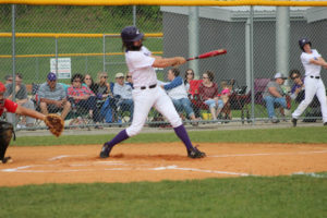 MHS Baseball in a Landslide Over RBS 17 - 0 5-3-19 by David