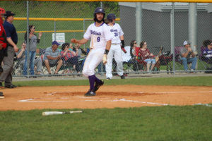 MHS Baseball in a Landslide Over RBS 17 - 0 5-3-19 by David-5
