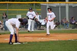 MHS Baseball in a Landslide Over RBS 17 - 0 5-3-19 by David-6