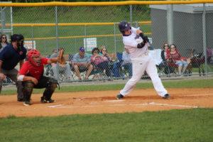 MHS Baseball in a Landslide Over RBS 17 - 0 5-3-19 by David-8