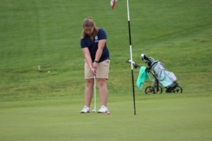 Middle School Girls Golf District Championship 5-9-19 by David-4