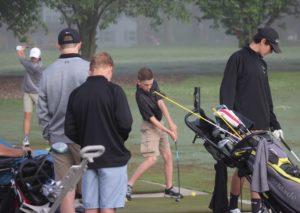 Middle school golf 1