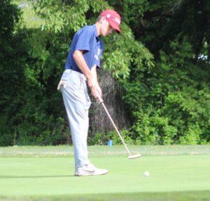 Middle school golf 12