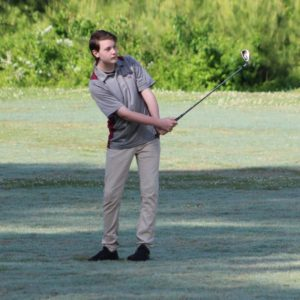 Middle school golf 8