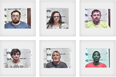 White County Mugshots 5/1/19 | Upper Cumberland Reporter