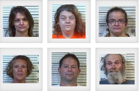 Butler County Prison Mugshots
