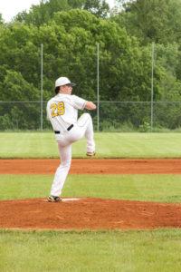 UHS Baseball Beats DCHS 4 - 1 5-3-19 by David-14