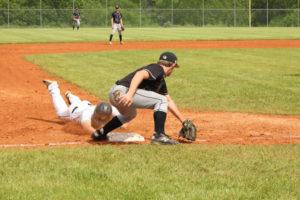UHS Baseball Beats DCHS 4 - 1 5-3-19 by David-17