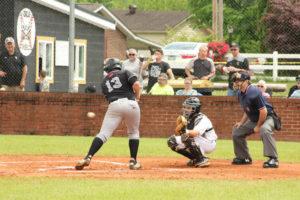 UHS Baseball Beats DCHS 4 - 1 5-3-19 by David-29