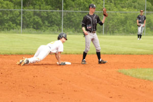 UHS Baseball Beats DCHS 4 - 1 5-3-19 by David-32