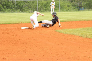 UHS Baseball Beats DCHS 4 - 1 5-3-19 by David-38