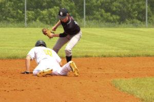 UHS Baseball Beats DCHS 4 - 1 5-3-19 by David-4