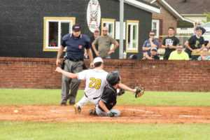 UHS Baseball Beats DCHS 4 - 1 5-3-19 by David-65