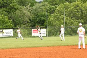 UHS Baseball Beats DCHS 4 - 1 5-3-19 by David-7