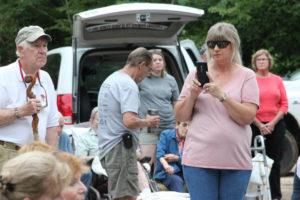 Bee Rock Dedication 6-22-19-19