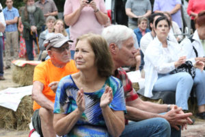 Bee Rock Dedication 6-22-19-33