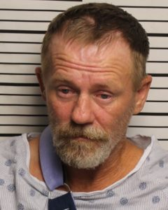 COFFMAN, GARY DALE- LEAVING SCENE OF ACCIDENT; DUI; DRIVING ON REVOKED:SUSPENDED; VOP X2