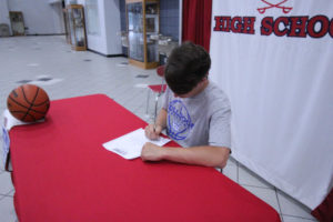 Jack Humphries Signing 5-30-19-9