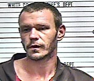 KIRBY, RANDALL KEITH JR- VOP MISDEMEANOR THEFT; POSS OF DRUG PARA; RESISTING ARREST; TAMPERING WITH EVIDENCE
