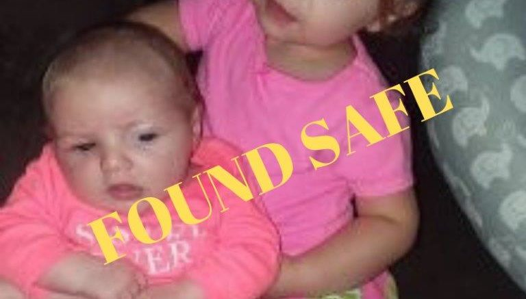 TBI: Two Missing Cookeville Toddlers Found Safe | Upper