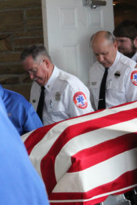 Russ Cyphers Funeral Procession 6-12-19-40