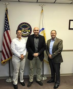 Cookeville Police Department Welcomes Two New Officers