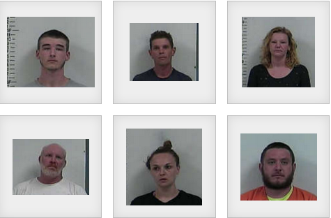 Putnam County Mugshots 7/1/19 | Upper Cumberland Reporter