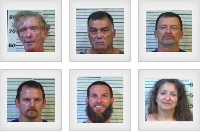 Cumberland County Mugshots 7/9/19 | Upper Cumberland Reporter