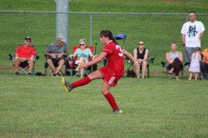 AMS Lady Redskins Soccer Commands Victory over JCMS 8-12-19 by David-10