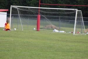 AMS Lady Redskins Soccer Commands Victory over JCMS 8-12-19 by David-12