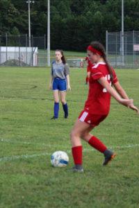 AMS Lady Redskins Soccer Commands Victory over JCMS 8-12-19 by David-14
