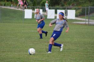 AMS Lady Redskins Soccer Commands Victory over JCMS 8-12-19 by David-17