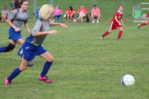 AMS Lady Redskins Soccer Commands Victory over JCMS 8-12-19 by David-20