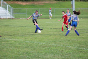 AMS Lady Redskins Soccer Commands Victory over JCMS 8-12-19 by David-22