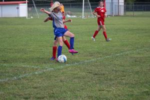 AMS Lady Redskins Soccer Commands Victory over JCMS 8-12-19 by David-37