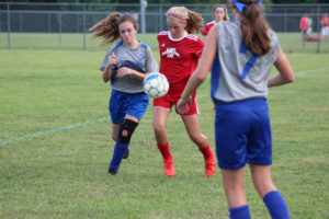 AMS Lady Redskins Soccer Commands Victory over JCMS 8-12-19 by David-40