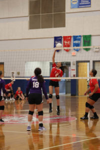 AMS VB Opens Season Against MMS With a Sweep 8-12-19 by David-17