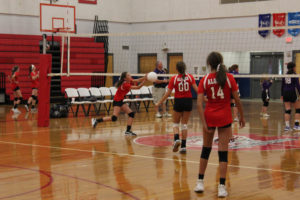AMS VB Opens Season Against MMS With a Sweep 8-12-19 by David-18